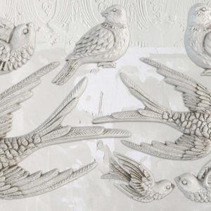 IOD Mould Preview Birdsong DEC-MOU-BIR