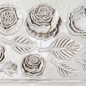 IOD Mould Preview Heirloom Roses DEC-MOU-HEI