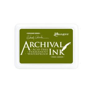 Archival Ink FERN GREEN