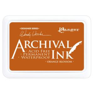 Archival Ink ORANGE BLOSSOM
