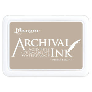 Archival Ink PEBBLE BEACH